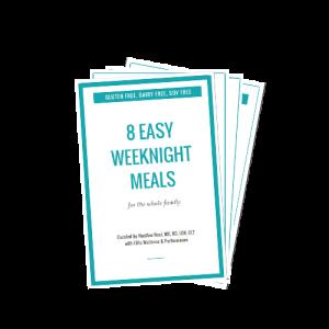 8 Easy Weeknight Meals Gluten Free Dairy Free Soy Free